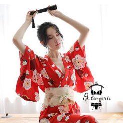 Cosplay Kimono Dễ Thương