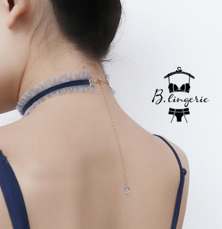 Vòng Cổ Ren Xinh Xắn - VR10