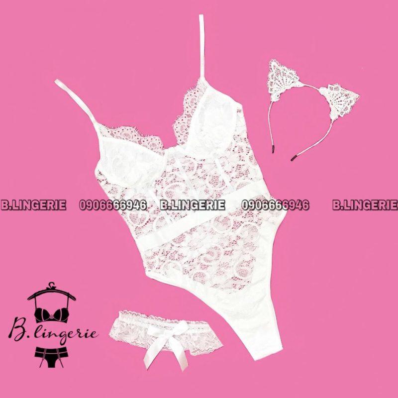 Đồ Lót Định Hình Bodysuit - BD4048