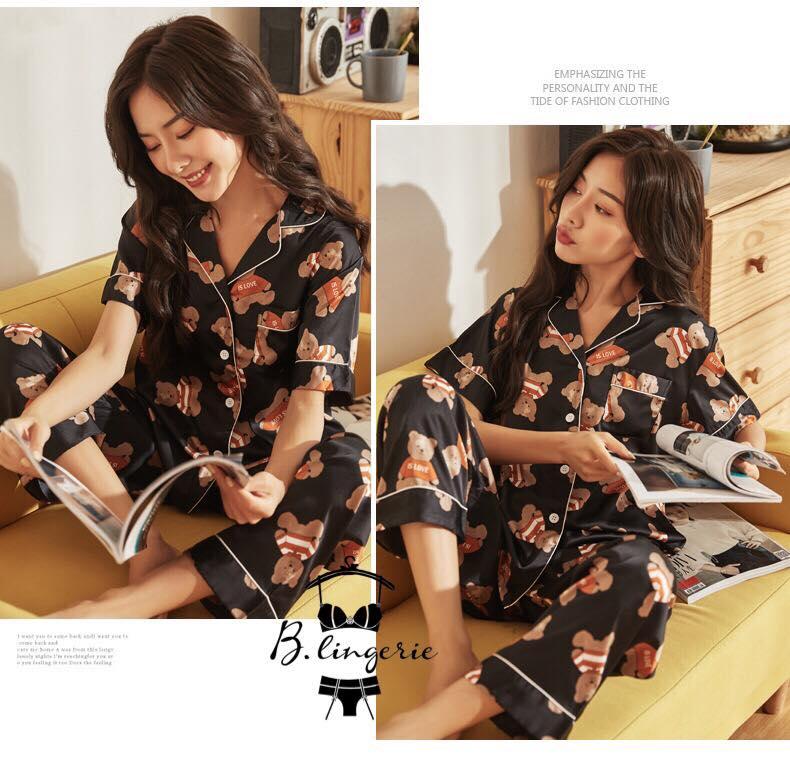 Đồ Bộ Pijama Dễ Thương - BO891-03