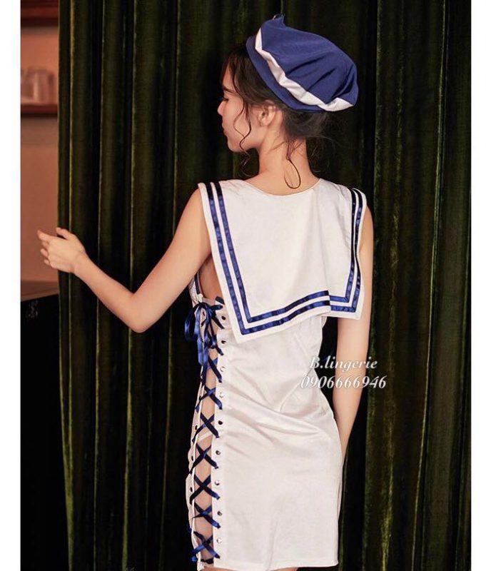 Váy Cosplay thủy thủ