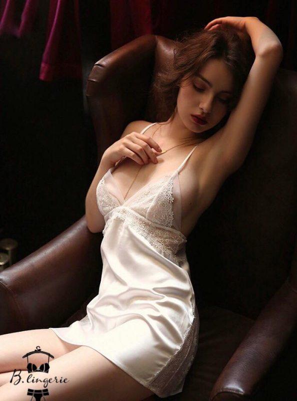 Váy Ngủ Nữ Dễ Thương - D728