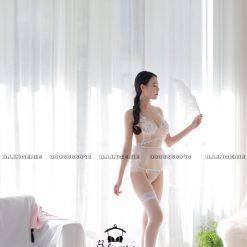 Váy Ngủ Cô Dâu Cosplay