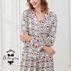 Đồ Bộ Pijama G.U.C.C.I - BO664