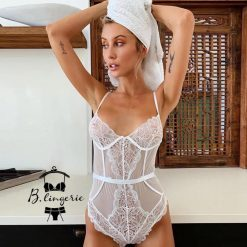 Đồ Lót Liền Thân Bodysuit Ren - BD3401