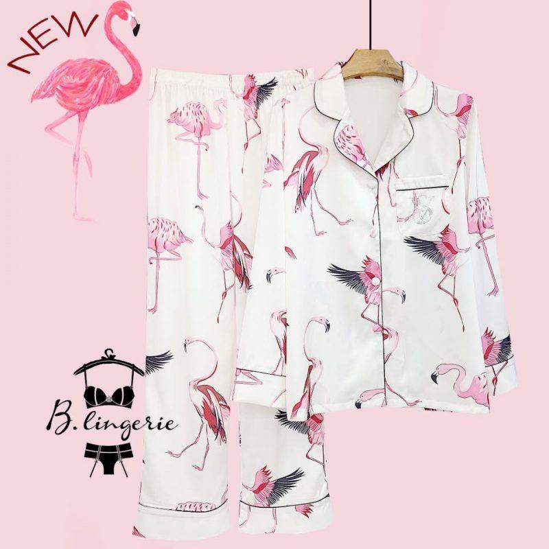 Đồ Pijama Mặc Nhà Con Hạc - BO778