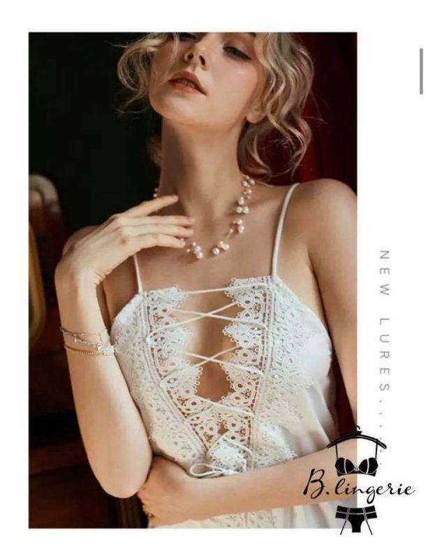 Váy Ngủ Hai Dây - D880