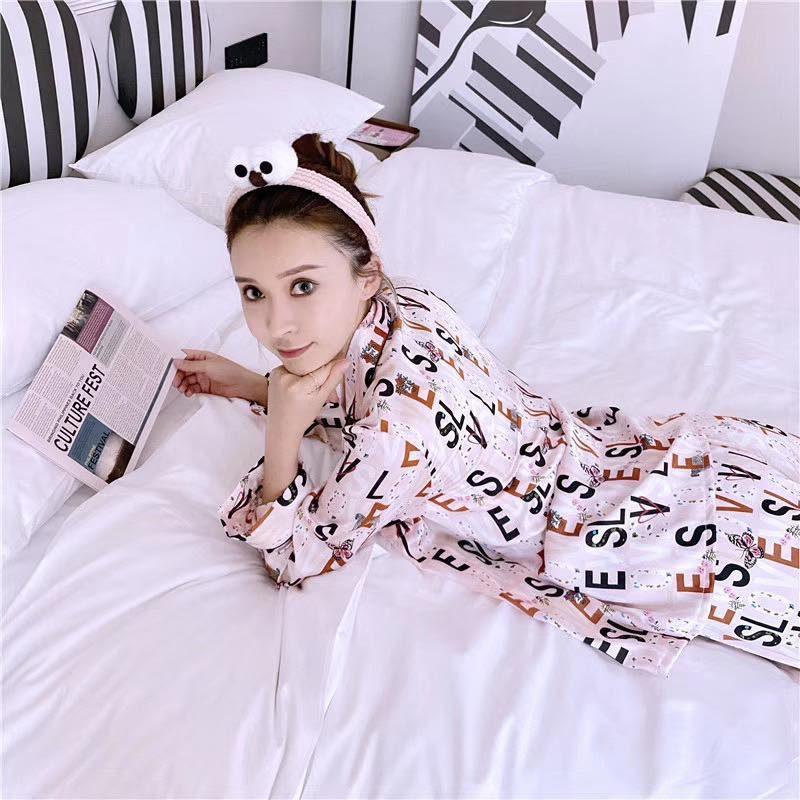Pijama Lụa Xinh Xắn - BO860
