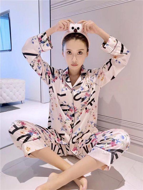 Pijama Nữ Dài Tay Đáng Yêu