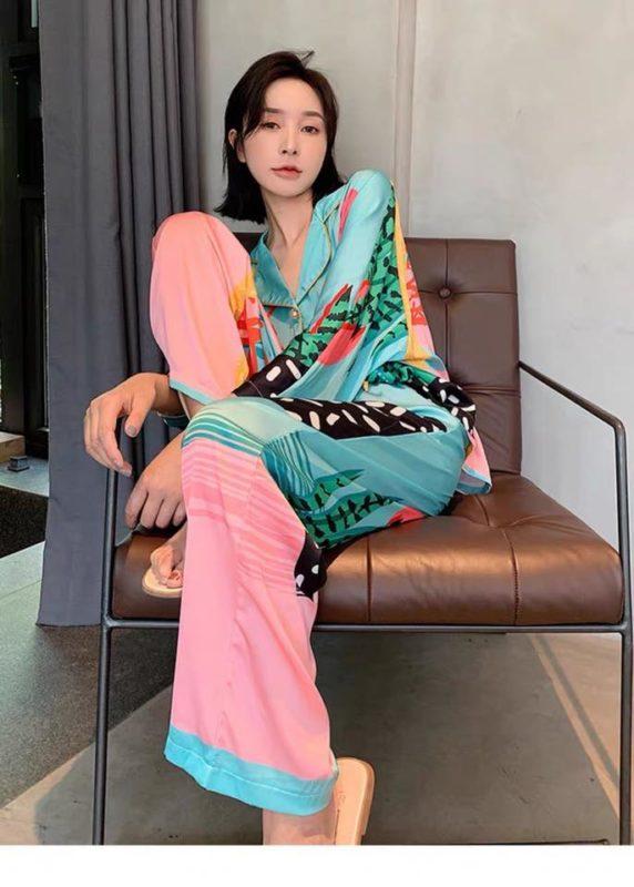 Đồ Bộ Pijama Dễ Thương - BO873