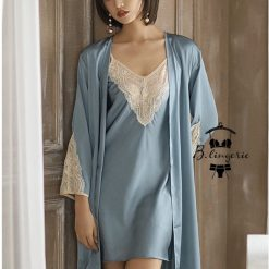 Váy Ngủ Đẹp Quyến Rũ & Áo Choàng