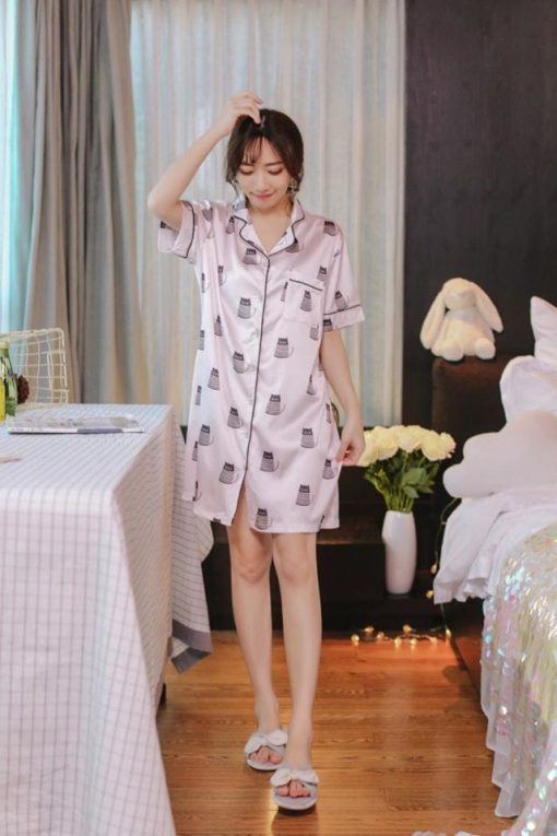 Áo Ngủ Pijama