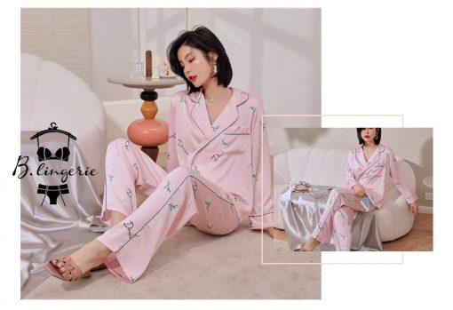 Pijama trơn