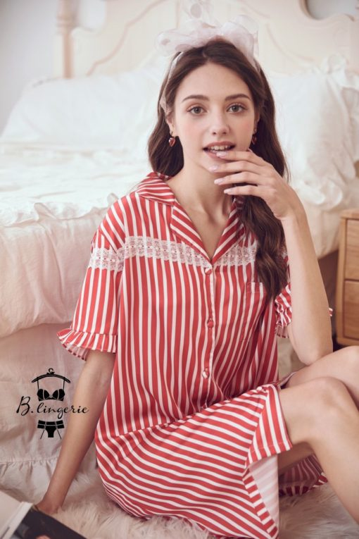 Váy Ngủ Đáng Yêu - D475