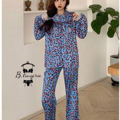 Đồ Pijama Dài Đáng Yêu - BO466