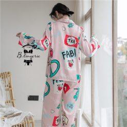 Bộ Đồ Ngủ Pijama