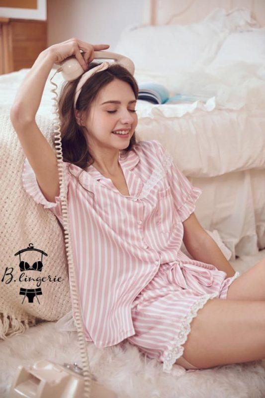 Đồ Pijama Nữ Ngắn - BO908