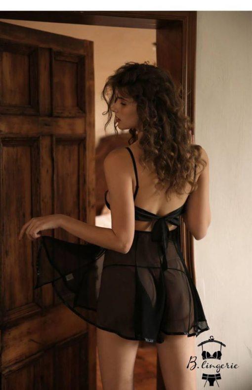 Váy Ngủ Mỏng Xuyên Thấu