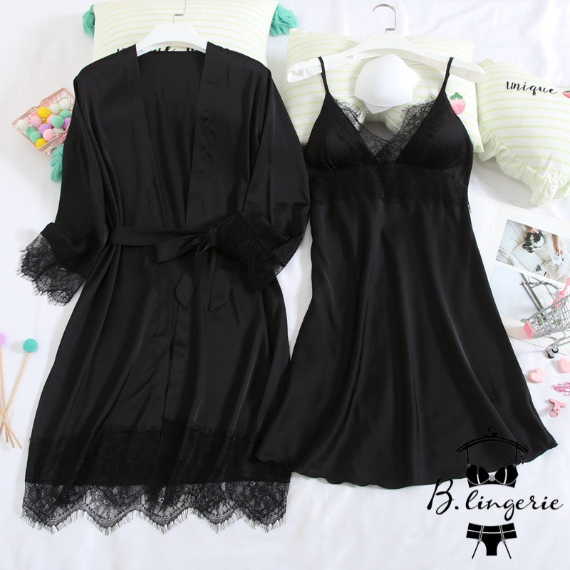 Váy Ngủ Nữ Đẹp & Áo Choàng