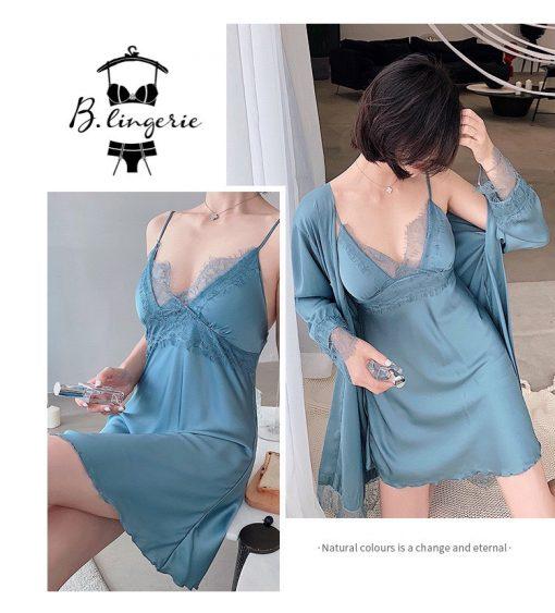 Váy Ngủ Hấp Dẫn & Áo Choàng