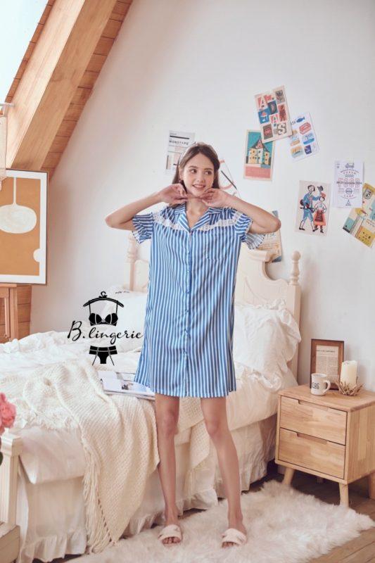 Váy Ngủ Cute Đáng Yêu