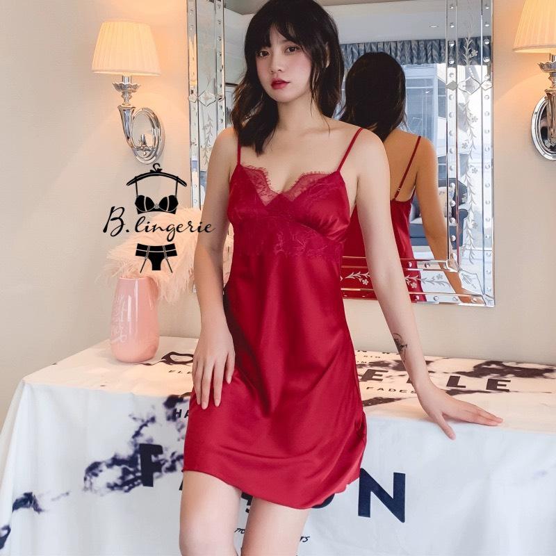 Váy Ngủ Có Áo Choàng