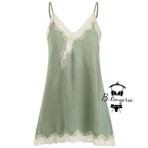 Váy Ngủ Tiểu Thư Đáng Yêu