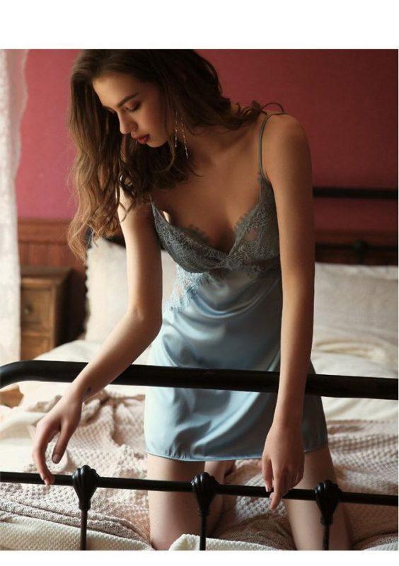 Váy Ngủ Xuyên Thấu Đẹp