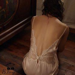 Váy 2 Dây Ngủ Dễ Thương - D850