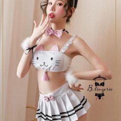 Đồ Ngủ Cosplay Mèo