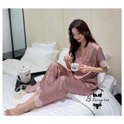 Đồ Bộ Pijama Nữ Dài - BO935