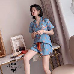 Đồ Ngủ Pijama Ngắn Dumbo - PJ844