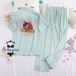 Đồ Ngủ Pijama Hoạt Hình Tom & Jerry