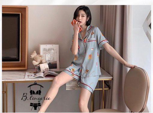 Đồ Ngủ Pijama Dễ Thương
