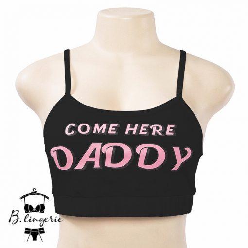 Đồ Lót Daddy Gợi Cảm Đen