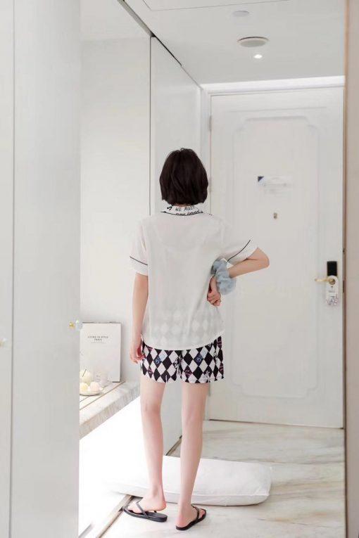 Pijama Nữ Quần Ngắn - BO592