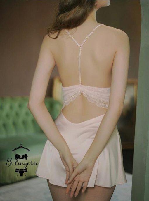 Váy Ngủ Đẹp Màu Đen