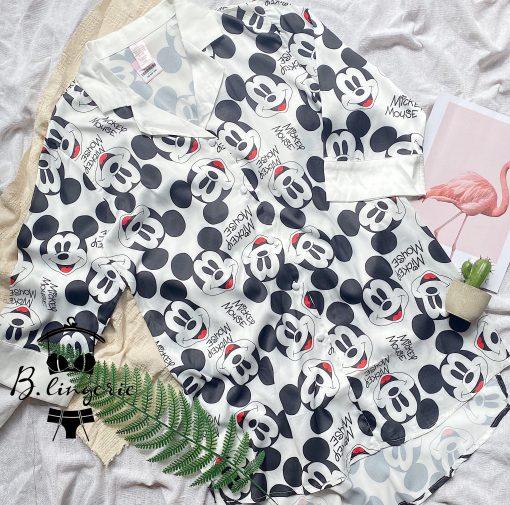 Váy Ngủ Pijama