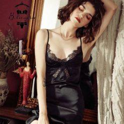 Váy Ngủ Hấp Dẫn Sang Trọng - D436