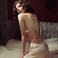 Váy Ngủ Nữ Gợi Cảm - D700