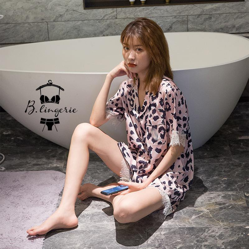 Pijama Ngắn Da Beo