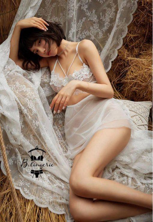 Váy Ngủ Mỏng Manh