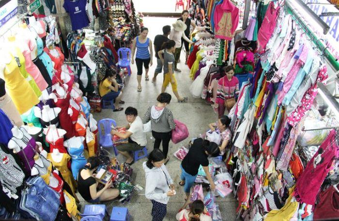 Kinh doanh quần áo giá sỉ được đánh giá có nhiều tiền năng