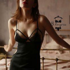 Đầm Ngủ Đơn Giản Gợi Cảm - D514