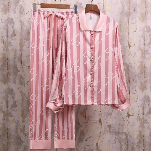 Đồ Bộ Pijama Dài Tay