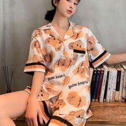 Đồ Ngủ Nữ Pijama Ngắn