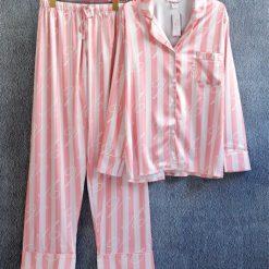 Đồ Ngủ Pijama Nữ Lụa Satin