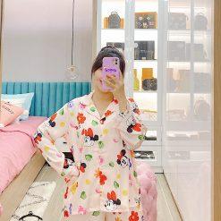 Đồ Ngủ Pijama Tay Dài