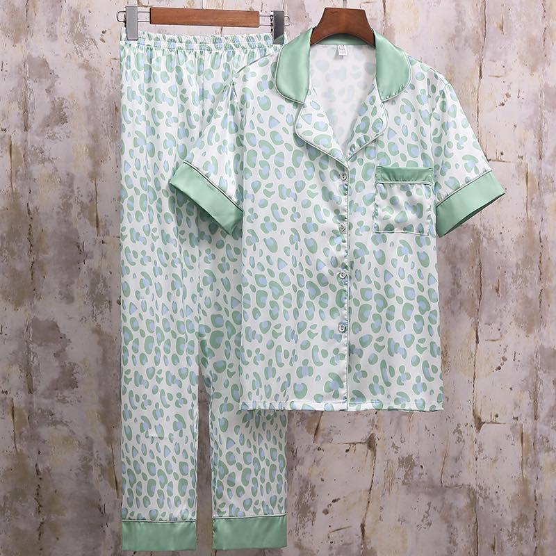 Pijama Nữ Lụa Cao Cấp