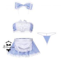 Váy Ngủ Cosplay Gợi Cảm